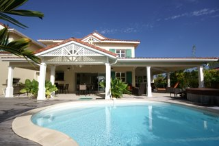 villa vacances saint fran ois guadeloupe en location. Black Bedroom Furniture Sets. Home Design Ideas