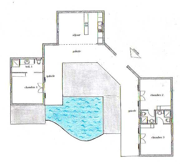 Plan villa joy studio design gallery best design for Plan villa de luxe