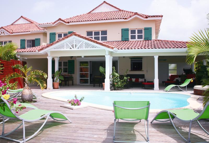 Location villa luxe en guadeloupe villa de vacances - Villa de luxe visite privee ...