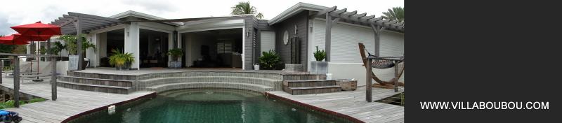 villa luxe bali guadeloupe saint fran ois. Black Bedroom Furniture Sets. Home Design Ideas