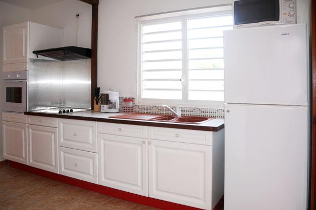 H bergements villa tony anse mancenillier guadeloupe saint fran ois - Cuisine de la guadeloupe ...